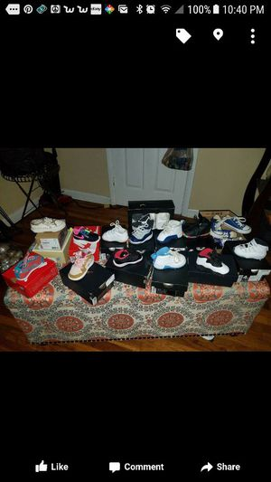 Toddler girl clothes and shoes size newborn to 4. All Jordans are 200 alone. Get those Jordan you missed out on. for Sale in Nashville, TN