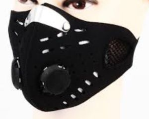 Super Anti Dust Cycling Bicycle Bike Motorcycle Racing Ski Half Face Mask Filter for Sale for sale  Nutley, NJ