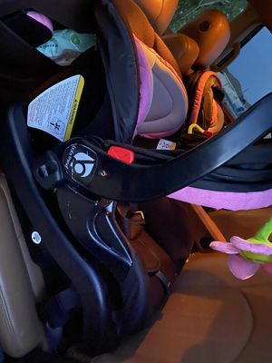 car seat with base for Sale in Odessa, TX