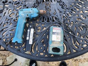 Makita drill with battery and charger for Sale in Tracy, CA
