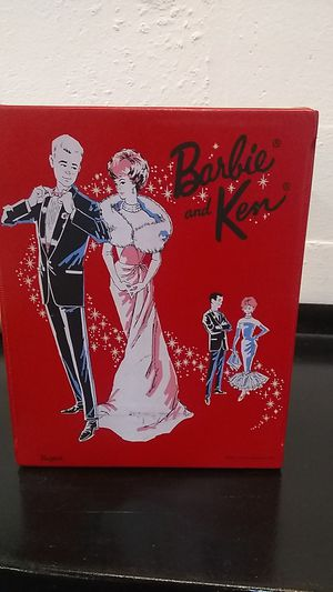 Barbie and Ken clothing case for Sale in Bremerton, WA