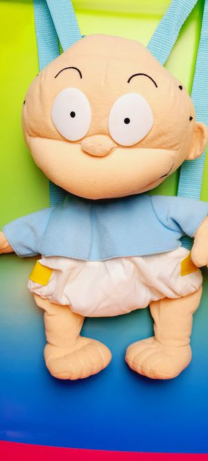 Nickelodeon Rugrats Tommy Pickles 16 Inch Backpack Plush for Sale in Santa Ana, CA