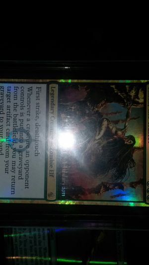 100 card magic the gathering commander deck for Sale in East Wenatchee, WA