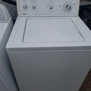 Kenmore washer Large Cap W/WARRANTY for Sale in Houston, TX
