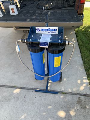 CR Spotless Water system for Sale in Buda, TX