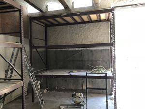 Metal Shelving ! INDUSTRIAL!! for Sale in Covington, WA