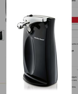 Hamilton Beach SureCut™ Extra-Tall Can Opener for Sale in Los Angeles,  CA