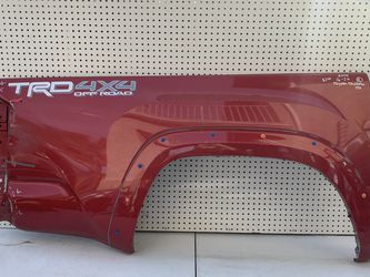 2016 2017 2018 2019 2020 Toyota Tacoma Quarter Panel for Sale in Rancho Cucamonga,  CA