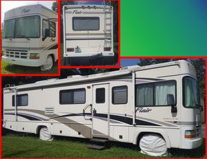 2001 Fleetwood Flair Class A RV for Sale in Fort Lauderdale, FL