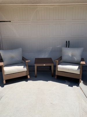 POLYWOOD PATIO SET for Sale in Gilbert, AZ