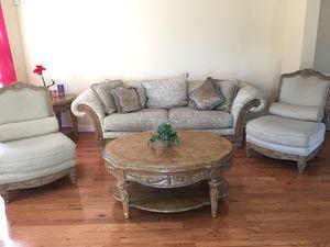 Beautiful Tan Living room Sofa Set for Sale in Ashburn, VA