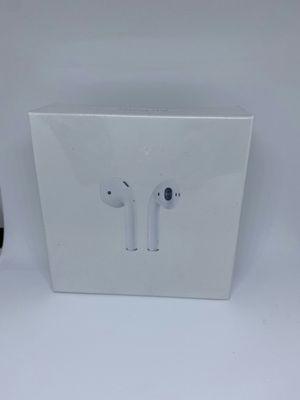 Wireless bluetooth earpods earphones Apple Airpods 2 hands free calls wireless charging gps for Sale in Davie, FL