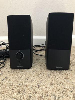 Bose Companion 2 Series iii Multimedia speakers for Sale in Houston, TX