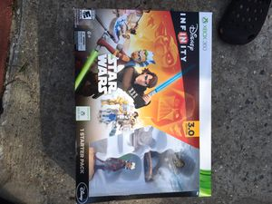 Disney Infinity 3.0 Xbox 360 Star Wars Statter kit for Sale in Queens, NY