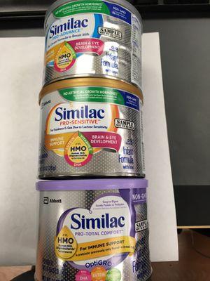 FREE Brand new sealed Similac baby formula pro-advance pro-sensitive pro total comfort 7.6 oz for Sale in Philadelphia, PA