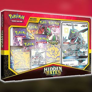 Pokemon Hidden Fates Premium Powers Collection Box for Sale in Los Angeles, CA