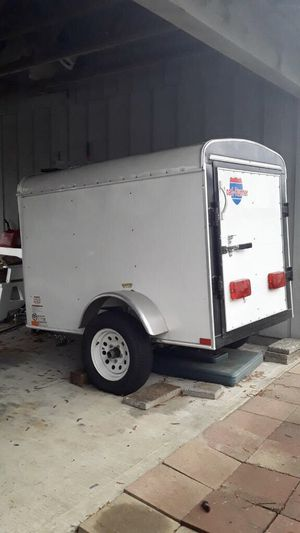 Load Runner Cargo Trailer - Enclosed 4x6 for Sale in Happy Valley, OR