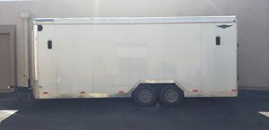 22' enclosed trailer / 8.5' interior height for Sale in Tempe, AZ