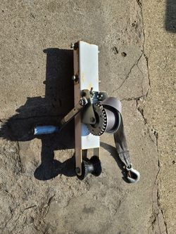 Trailer Winch - Uptown Chicago for Sale in Chicago,  IL