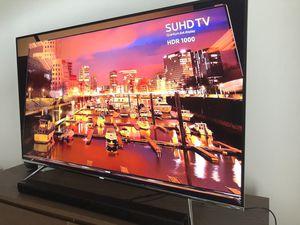 Samsung Smart LED Tv, 4 K , Ultra HD, 60 inches, UN60KS8000F for Sale in Atlanta, GA