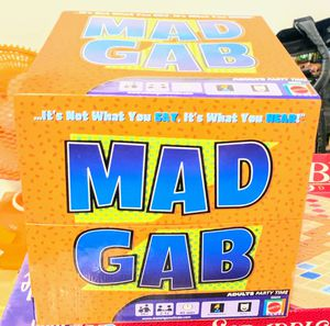 2005 Mad Gab Game for Sale in El Paso, TX