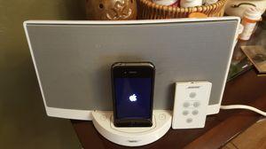 Bose spiker,include,Apple fon. for Sale in Arlington, TX