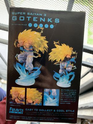 Dragon Ball Z Figure GOTENKS for Sale in Moreno Valley, CA