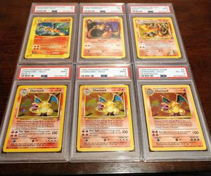 Charizard Pokemon cards for Sale in Columbus, OH