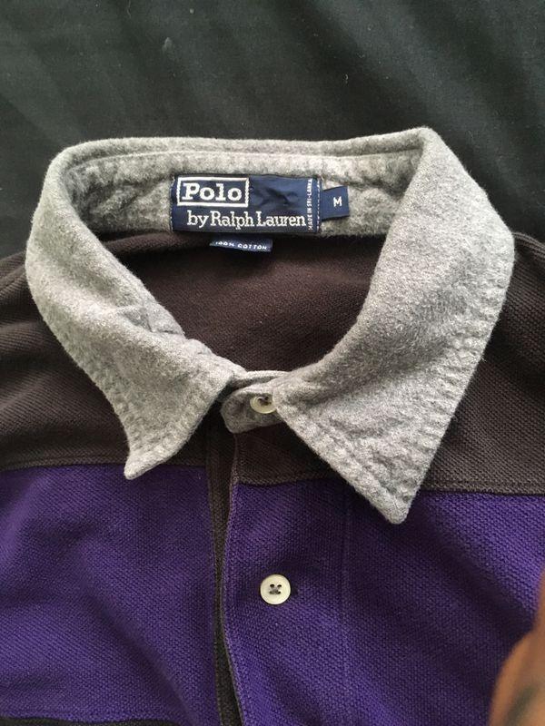 Vintage Polo Ralph Lauren long sleeve polo shirt