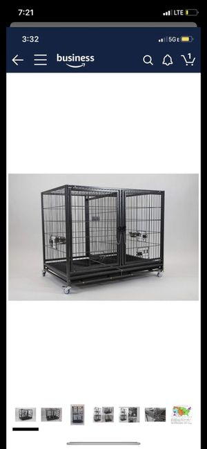 Dog crates dog kennel for Sale in Los Angeles, CA