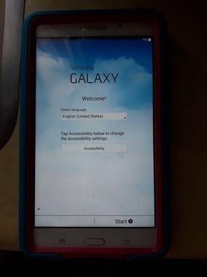 Samsung galaxy tab 4 for Sale in STNDG STONE, WV