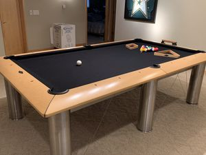 Pool Table 9' for Sale in Verona, WI