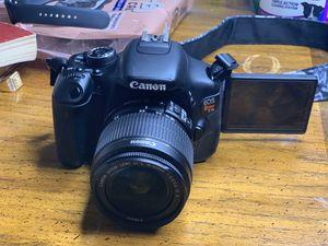 Canon eos t31 for Sale in Oakland, CA