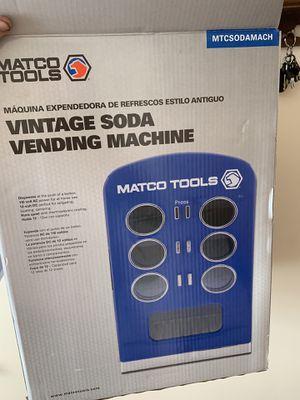 Matco mini soda machine. for Sale in Farmville, VA