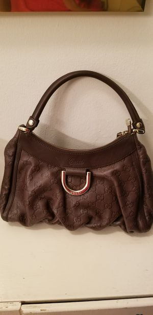 Brown Gucci Hobo Bag NEW w tags for Sale in New York, NY