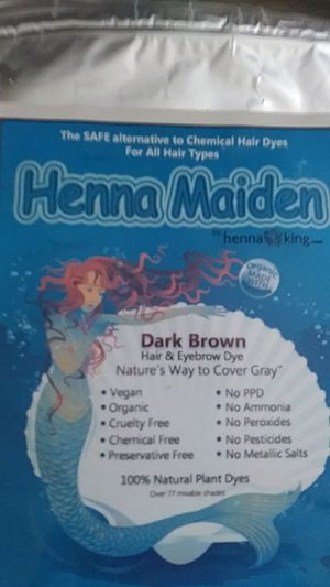 Henna hair dye for Sale in Brea, CA