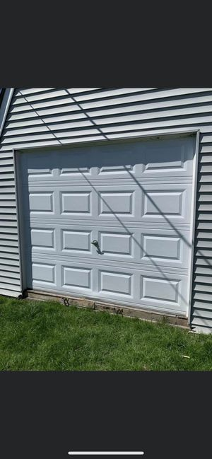 Shed door 7'x8' for Sale in Palos Hills, IL