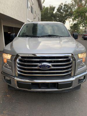 2017 Ford F150 F-150 XLT supercrew Ecoboost 2.7L V6 Truck Pickup for Sale in El Cajon, CA