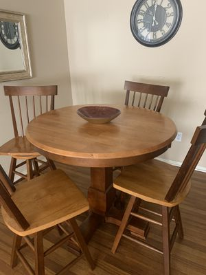 Wood dining table for Sale in Canton, MI