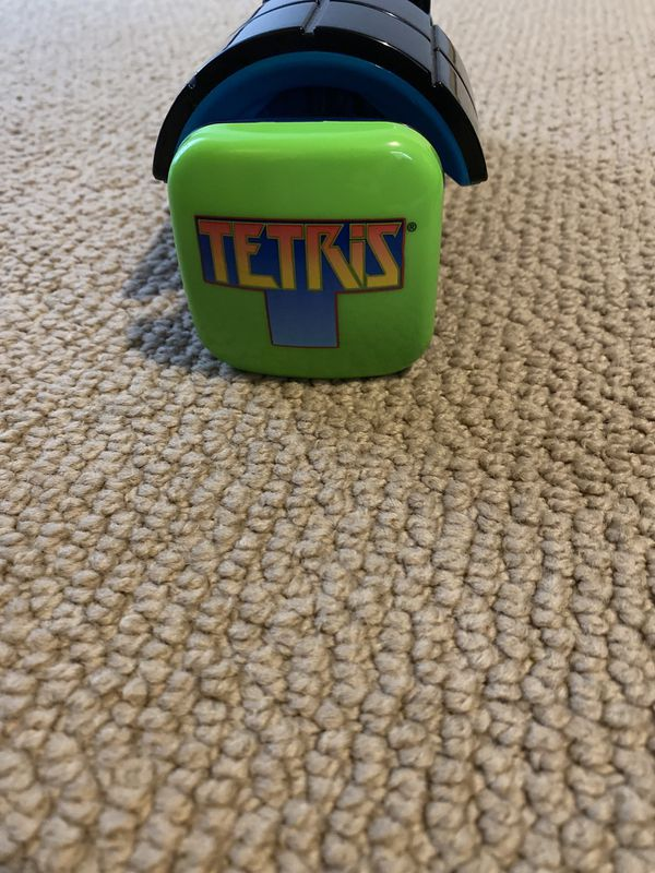 Bop It Tetris twist puzzle game