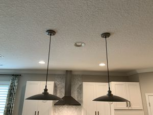 Kitchen Pendant Lights - Qty 2 for Sale in Ocoee, FL