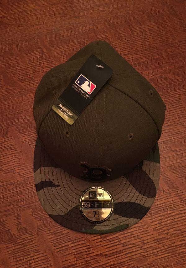 8cc2c4971e727b 2017 Boston Red Sox Memorial Day Hat for Sale in El Cajon, CA - OfferUp