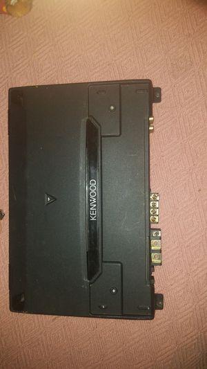 Kenwood amp 1000 watts for Sale in Phoenix, AZ