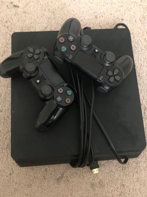 PS4 Slim for Sale in Cary, NC
