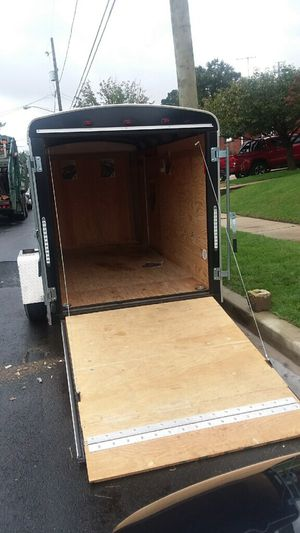 Traila 2015 like new perfect conditions tittle clean for Sale in Washington, DC