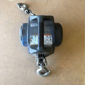 Warn Drill Powered Winch for Sale in Sacaton, AZ