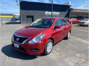 2018 Nissan Versa Sedan for Sale in Escondido, CA
