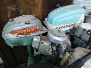 Antique outboard boat motors for Sale in Monroe, WA