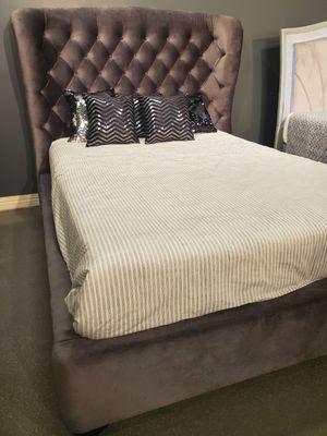 King bed frame for Sale in Las Vegas, NV