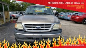 2002 Ford F-150 for Sale in La Porte, TX